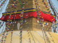 Rapid Buddhism circuit tour in the Kathmandu Valley