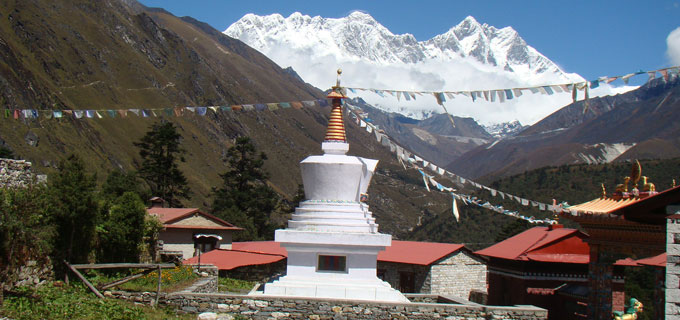 2 weeks Everest Base Camp trekkking